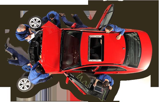Borauto Ecological Drive, taller mecánica rápida en Oliva