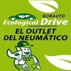logo completo taller Borauto Ecological Drive