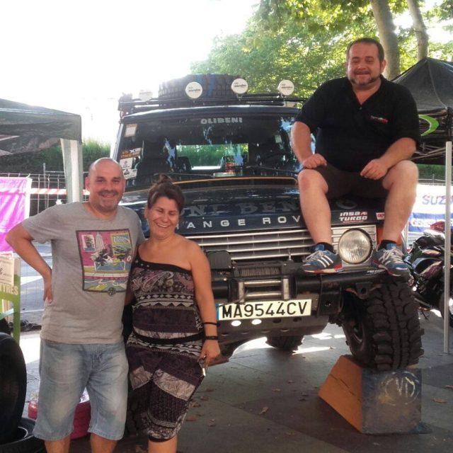 Borauto en la Feria del motor de Oliva