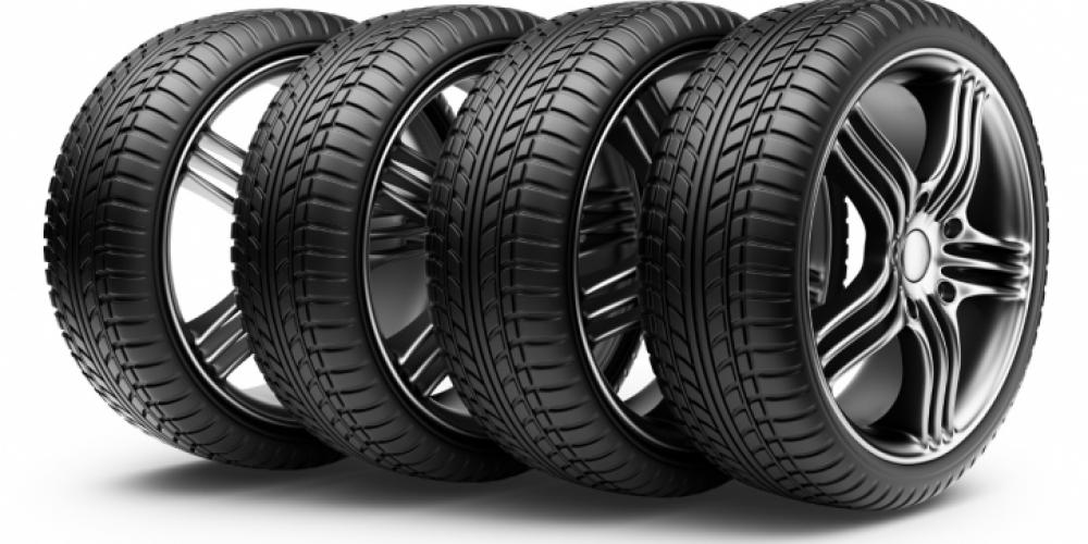 Test de deterioro de neumáticos